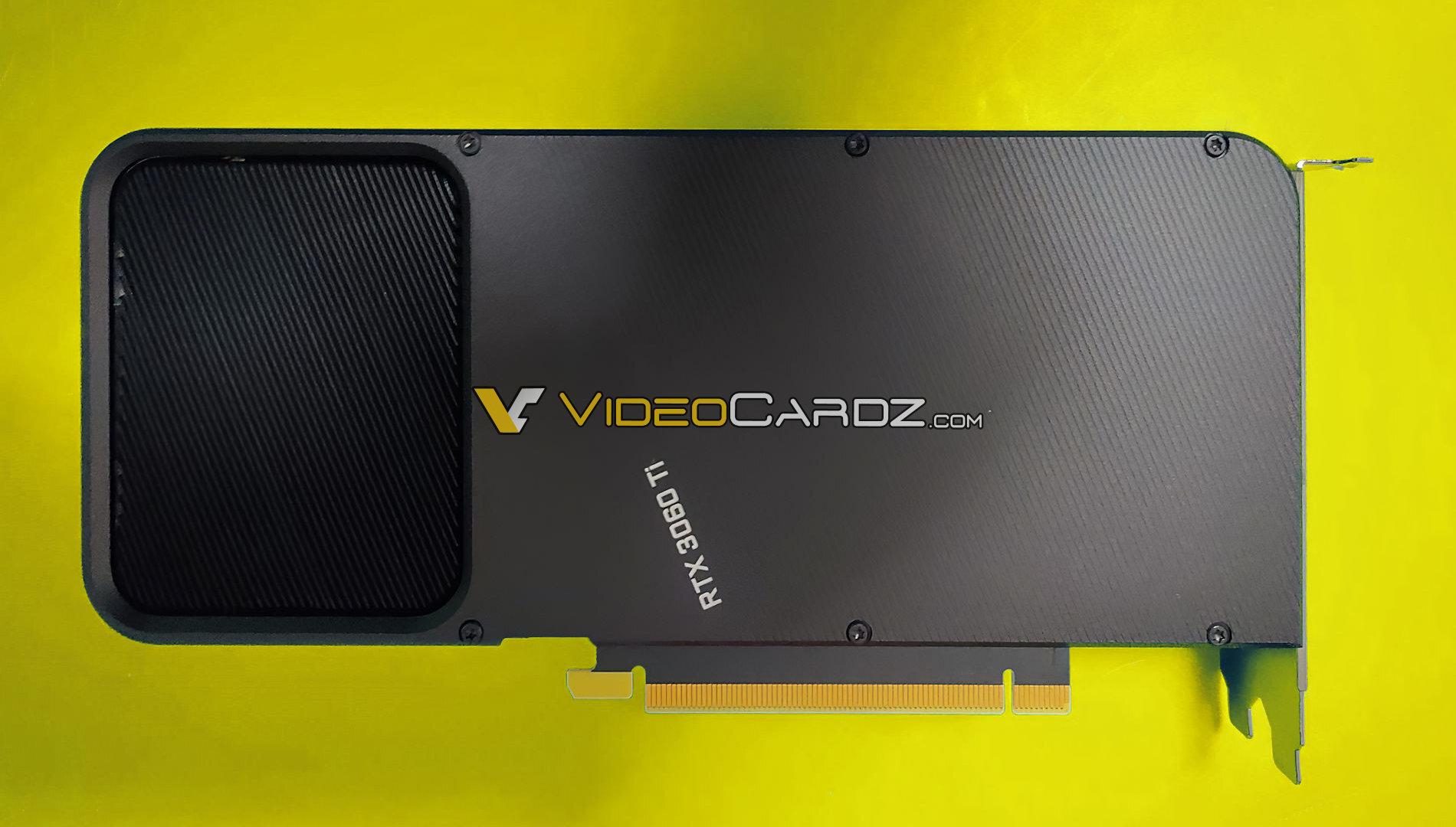 Nvidia GeForce RTX 3060 Ti Gründer Edition