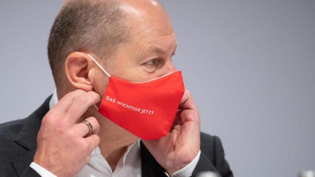 Corona: Scholz plant Schulden in Höhe von mehr als 160 Milliarden Euro im Jahr 2021