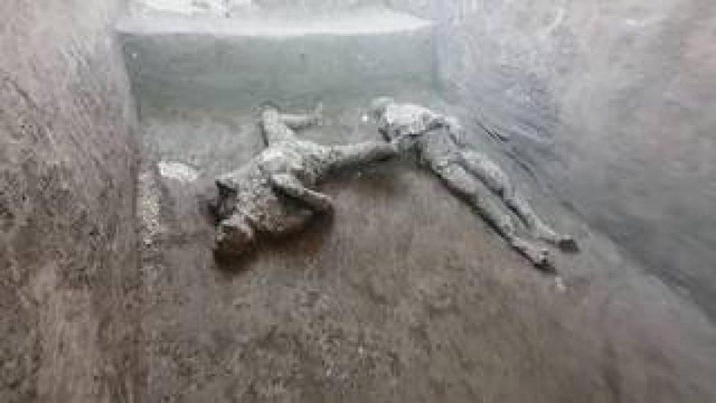 """Pompeji: Archäologen machen eine """"außergewöhnliche Entdeckung"""""""