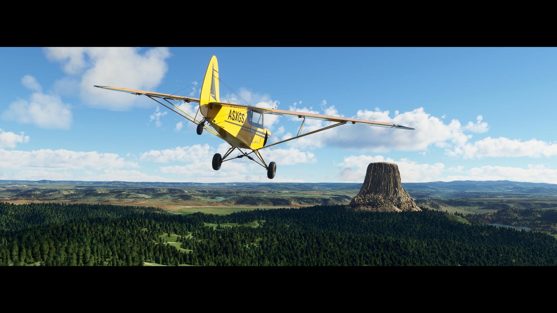 Flugsimulator - World Update II: USA