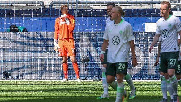Unglücklicher Abschied von Schalke: Alexander Nübel machte nicht immer eine gute Figur.  (Quelle: Imago-Bilder)