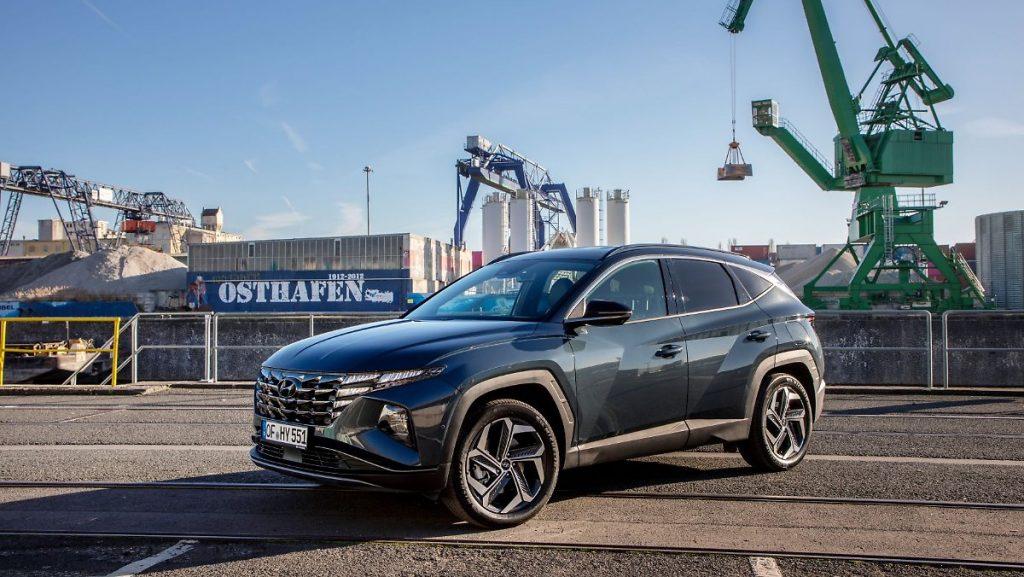Sparen Sie ein wenig: Erste Fahrt im neuen Hyundai Tucson