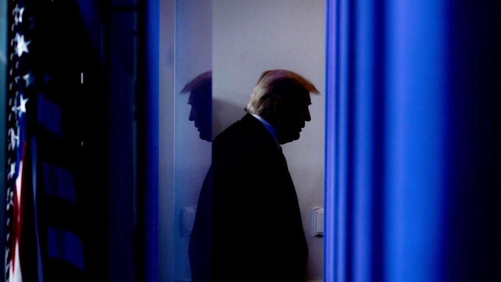 Donald Trump will zurück ins Weiße Haus: Geheimer Comeback-Plan enthüllt