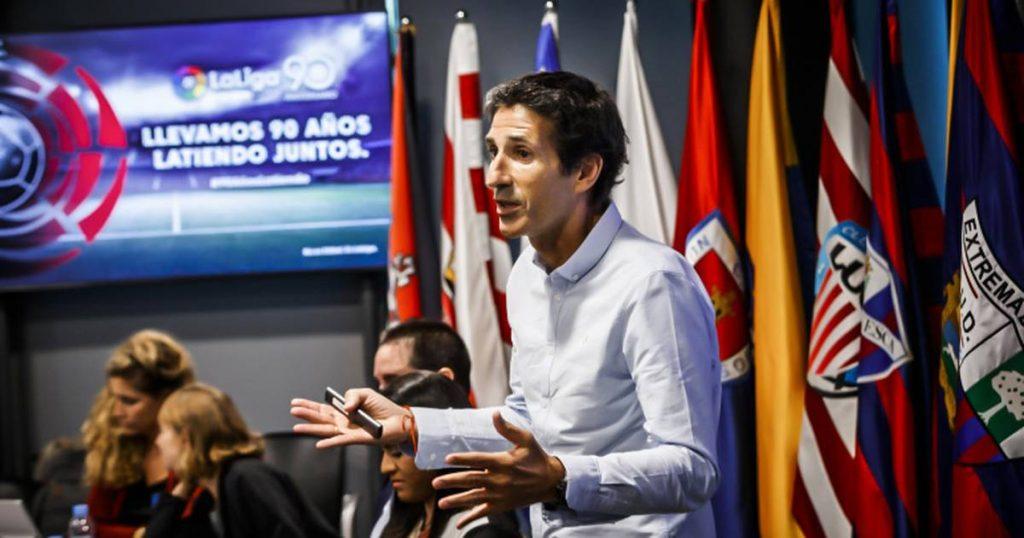 Juan Iraola ist der Revolutionär