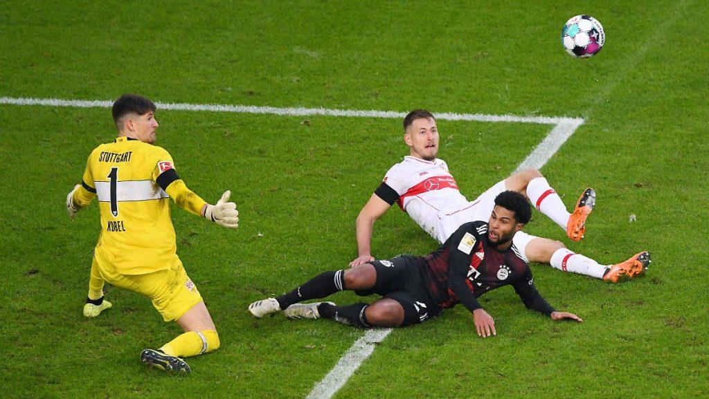 Kruse rettet Frühstarter Union: Der FC Bayern hat in Stuttgart Angst