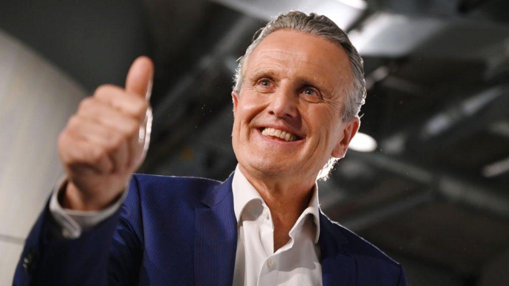 """Stuttgart: """"Rückenwind"""" für die CDU - Frank Nopper neuer Bürgermeister"""