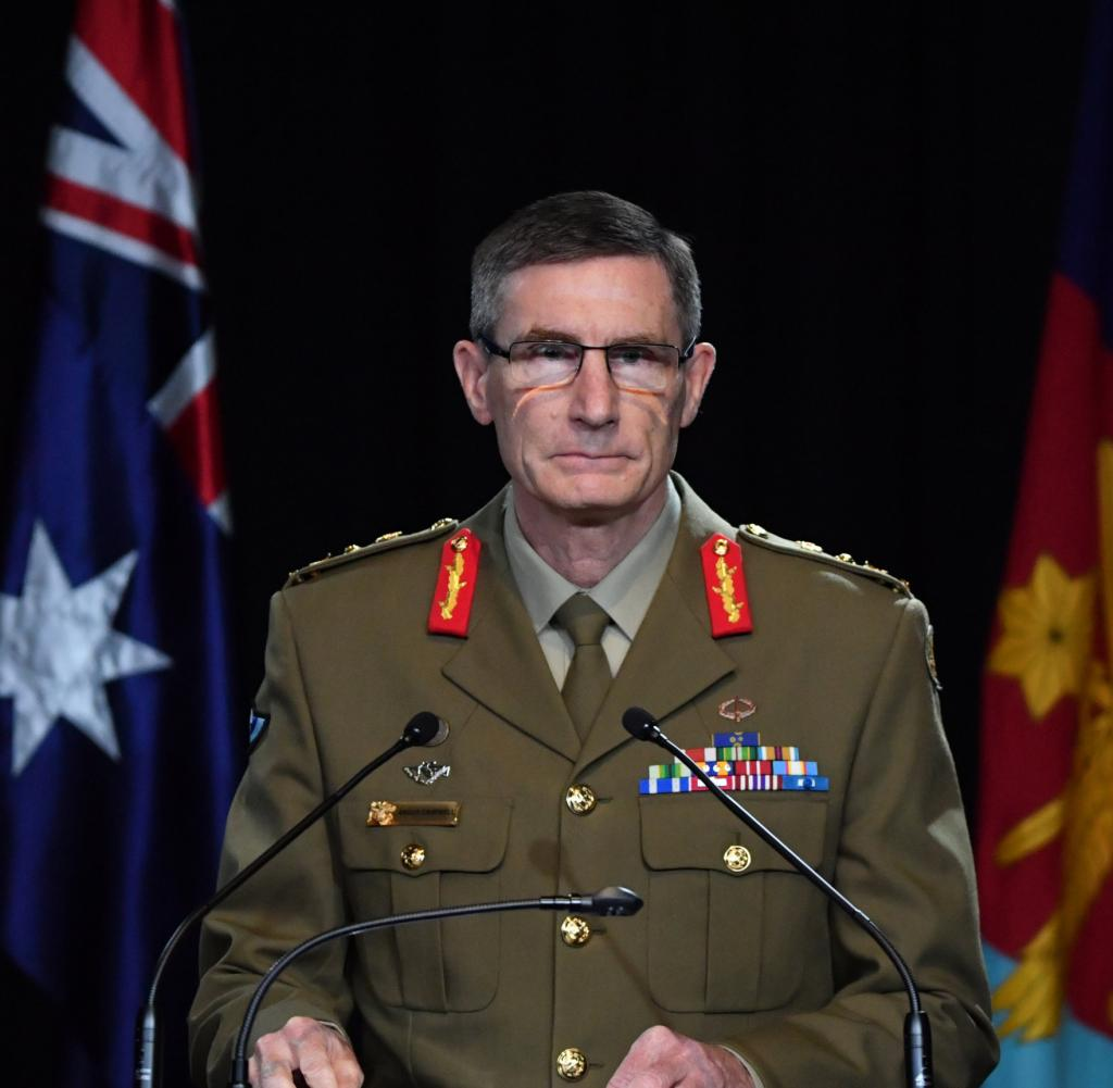 Untersuchungsbericht über die australische Mission in Afghanistan