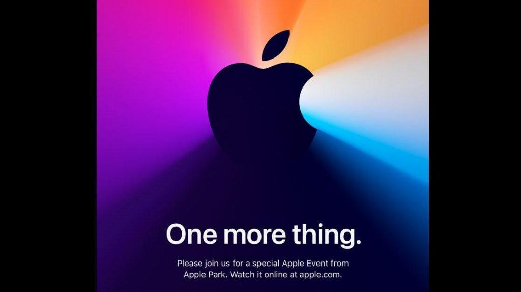 Apple möchte etwas Neues vorstellen