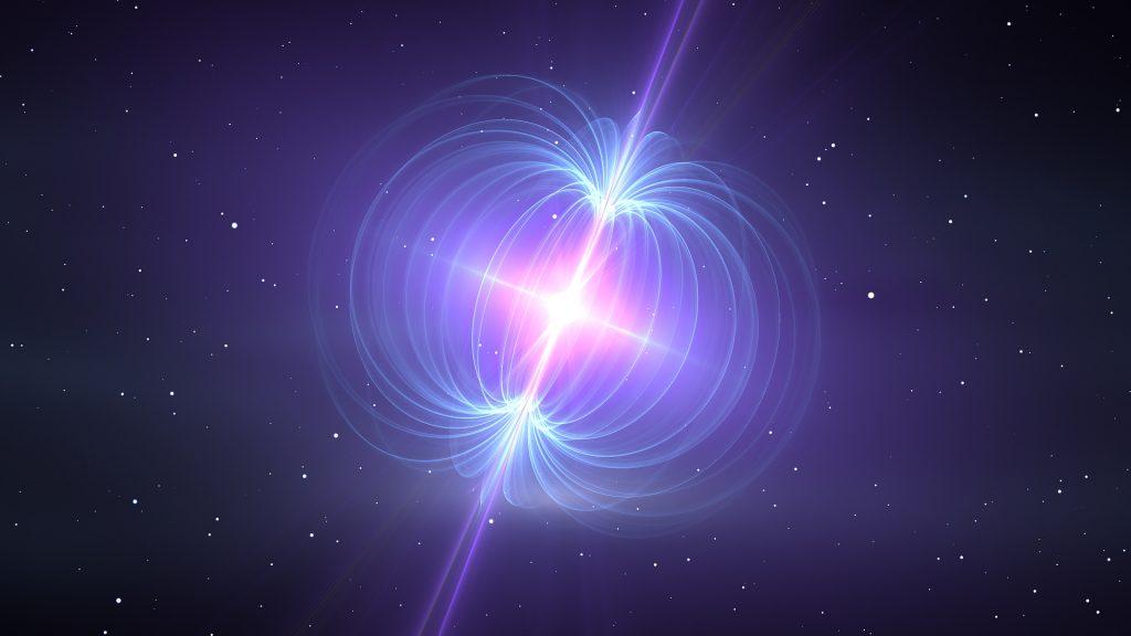 Astrophysik: Geburt eines erstmals beobachteten Magnetars