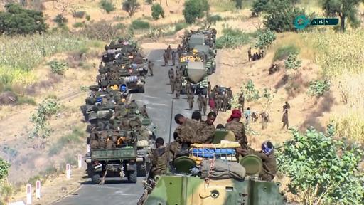 Ausreißerregion Tigray: Äthiopien beginnt Militäroffensive