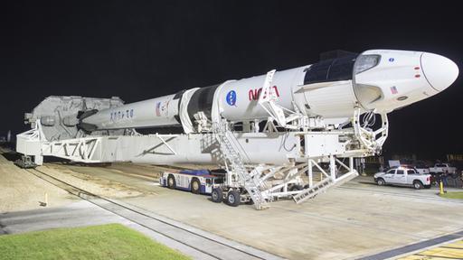 Bemannter SpaceX-Flug: Im regulären Betrieb zur ISS