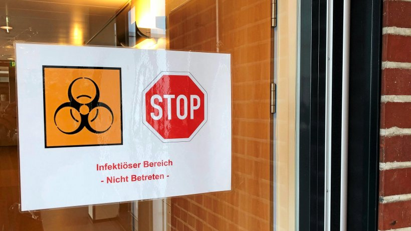 Corona: Die Zahl der Neuinfizierten in Bergedorf hat sich verdreifacht