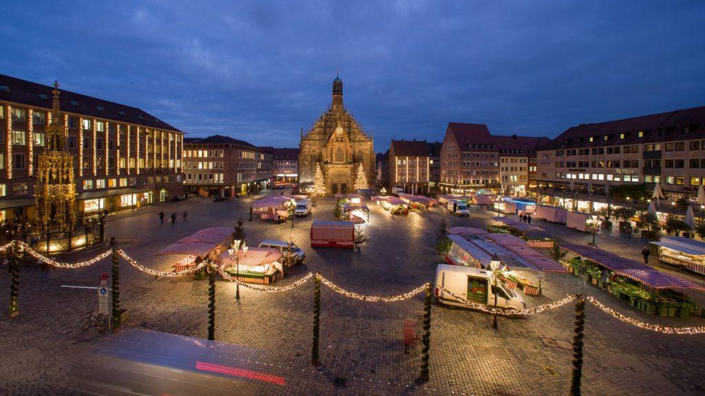 Corona-Hotspots: Nürnberg über 300, Passau über 500