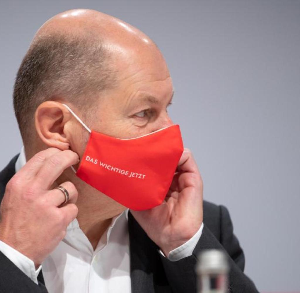 Planung erheblicher zusätzlicher Ausgaben: Finanzminister Olaf Scholz