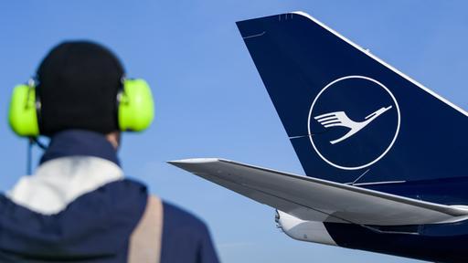 Corona-Sparprogramm: Lufthansa erzielt eine Einigung mit ver.di.