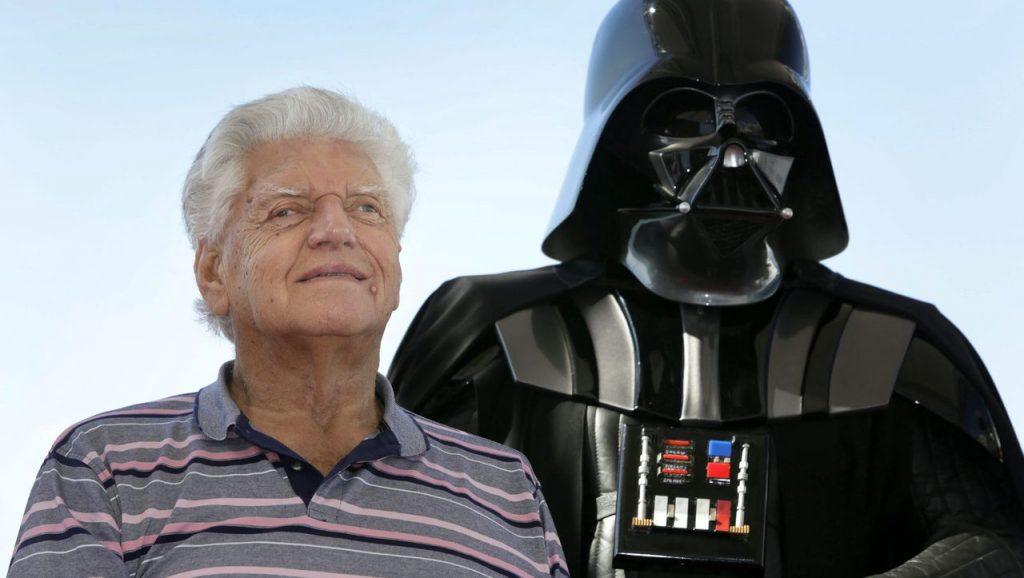 David Prowse: Darth Vader Schauspieler ist laut Medienberichten gestorben