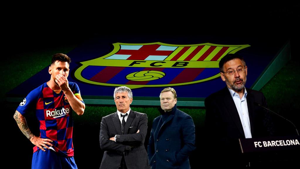 Der Absturz des FC Barcelona