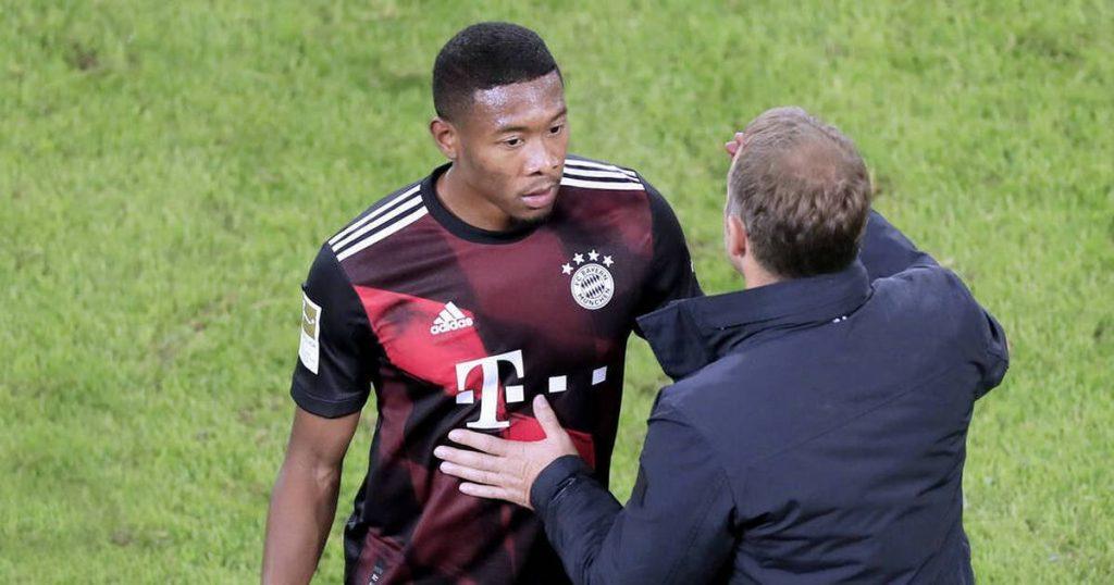 Der FC Bayern zieht das Angebot für David Alaba zurück
