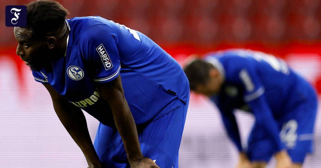 Der FC Schalke 04 tobt nach Elfmeterschießen in Mainz 05
