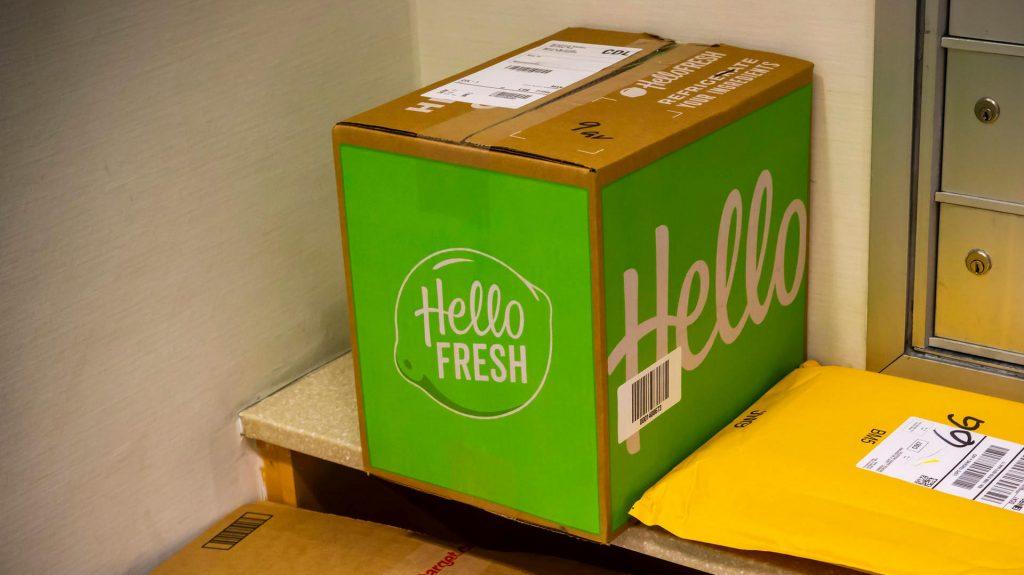 Der Lebensmittelversorger Hellofresh verdreifacht seinen Gewinn