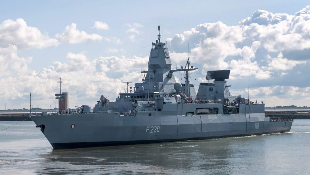 Die Türkei verhindert die Inspektion eines verdächtigen Frachters durch die Bundeswehr