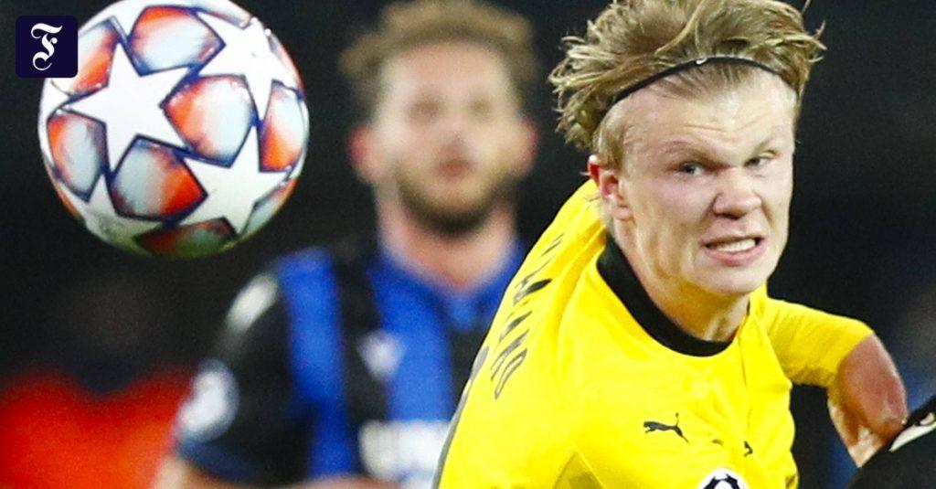 Erling Haaland trifft beim Dortmunder CL-Sieg vor dem Topspiel der Bayern