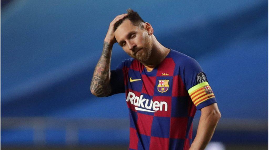 """FC Barcelona: Messi explodiert - """"Es ist müde, immer das Problem von allem zu sein"""""""