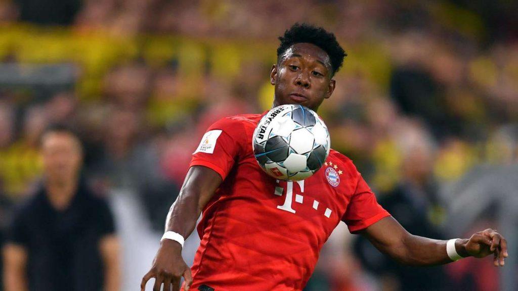 FC Bayern: Alaba enthüllt falschen Plan - Transfer im Winter? Entscheidung festgelegt