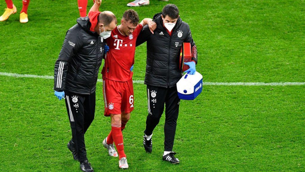FC Bayern: Joshua Kimmich hat den Meniskus erfolgreich operiert - bis Ende des Jahres gescheitert