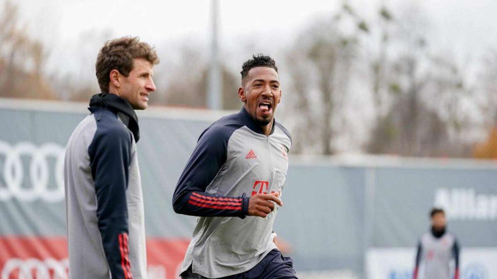 FC Bayern: Müller lacht über Neuer - Boatengs eiskalter Gegenangriff übertrifft alles