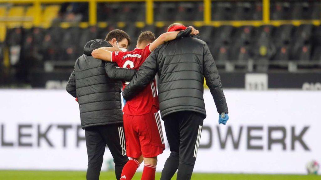 FC Bayern München: Kimmich verletzt, was jetzt?  Diese drei FCB-Stars könnten nun davon profitieren