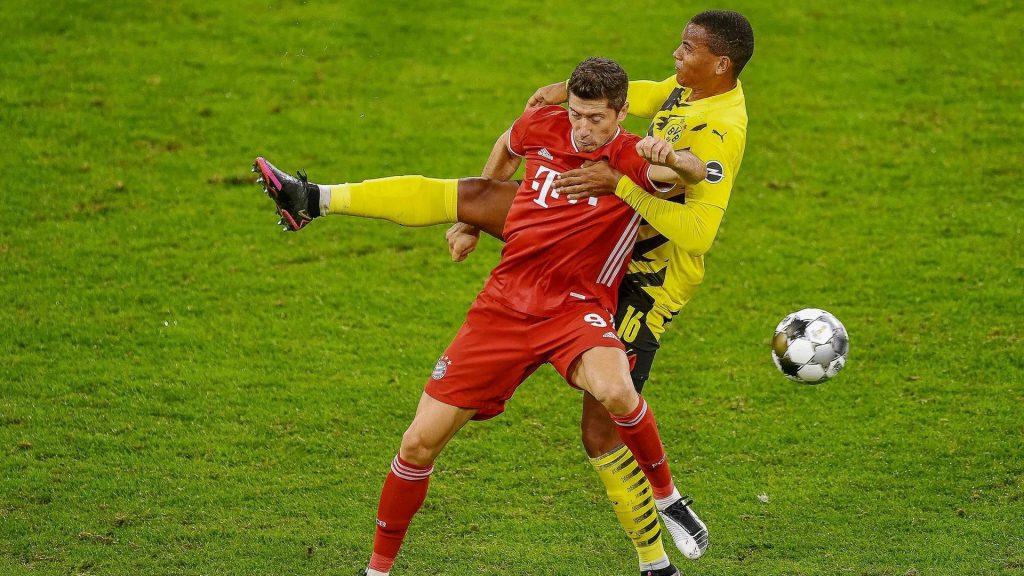 FC Bayern gegen BVB - hier sehen Sie das Bundesligaspiel