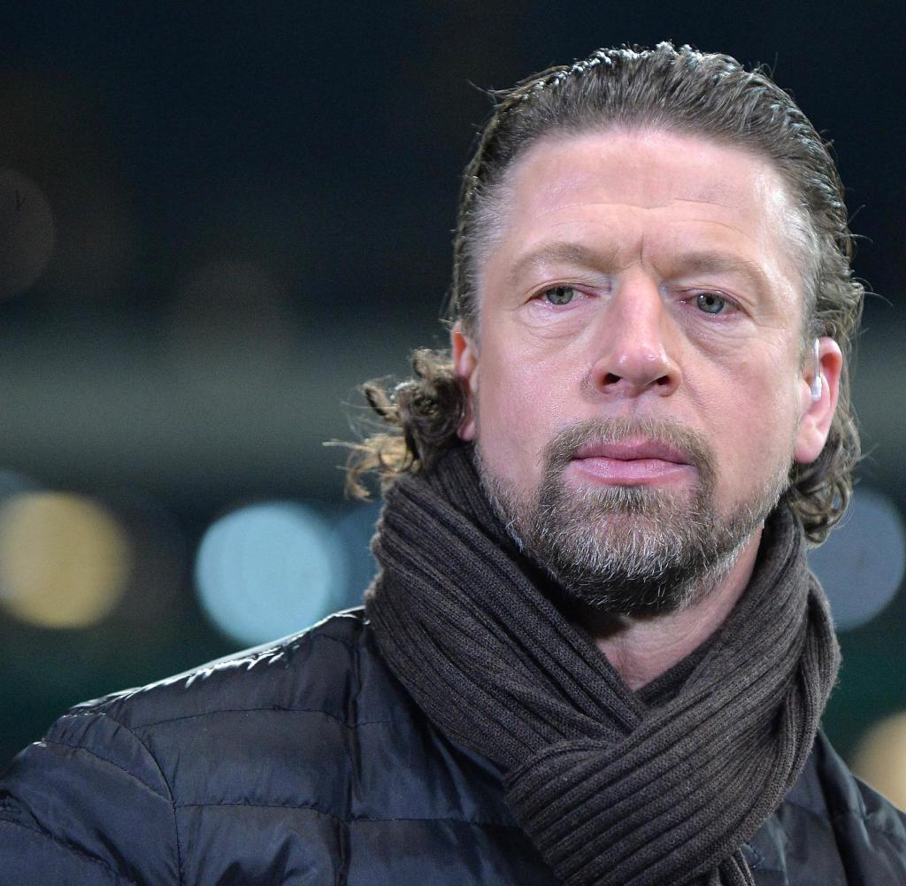 Steffen Freund zielte auf Schalkes Spieler Nabil Bentaleb und Amine Harit