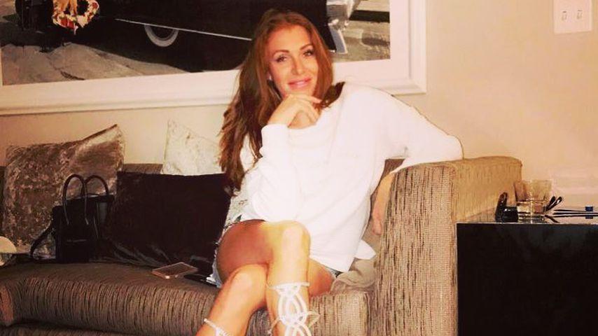 Georgina Fleur, Fernsehstar