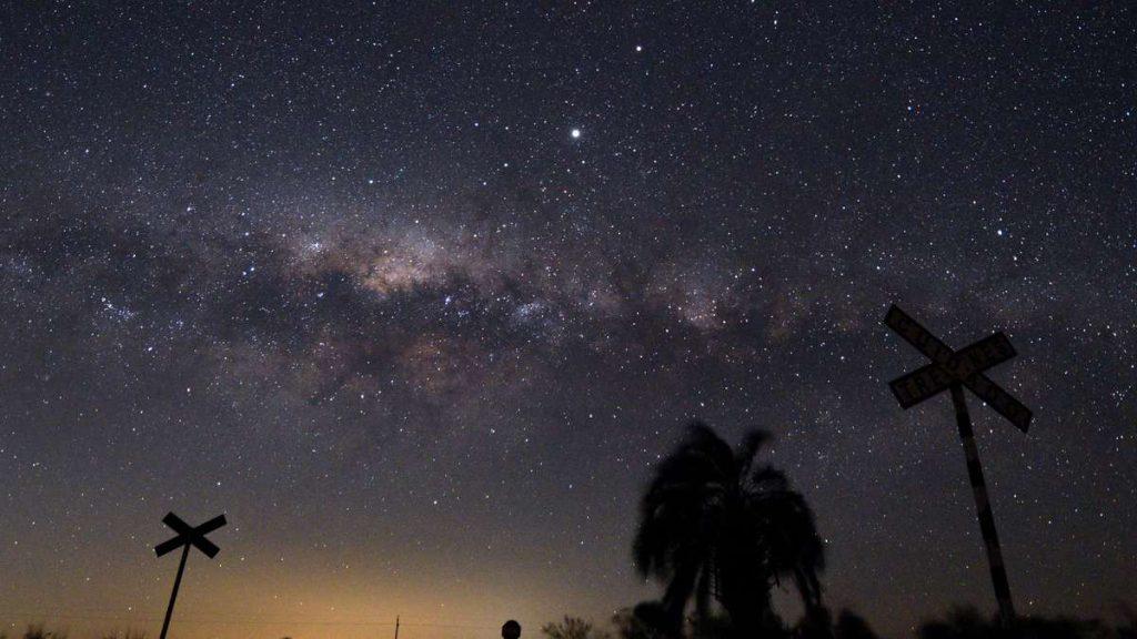 Große Verbindung von Jupiter und Saturn: Ereignis des Jahrhunderts am Abendhimmel
