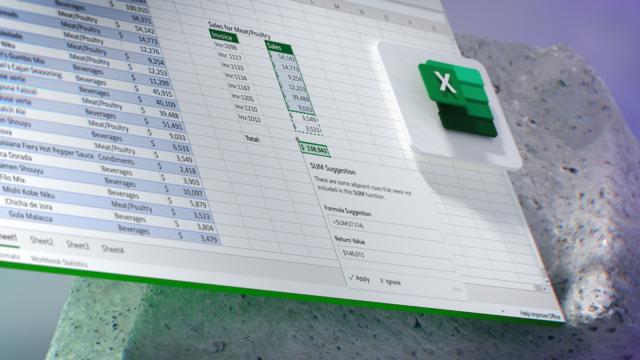 Großes Excel-Update: Neue Datentypen - CHIP