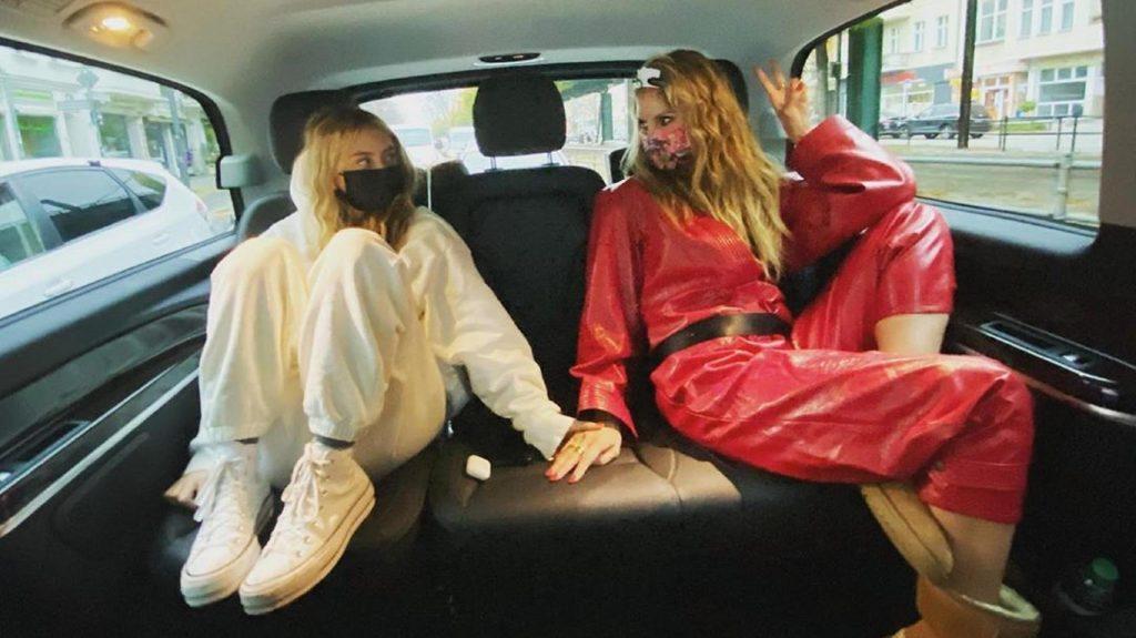 Heidi Klum dreht mit Tochter Leni eine neue GNTM-Saison