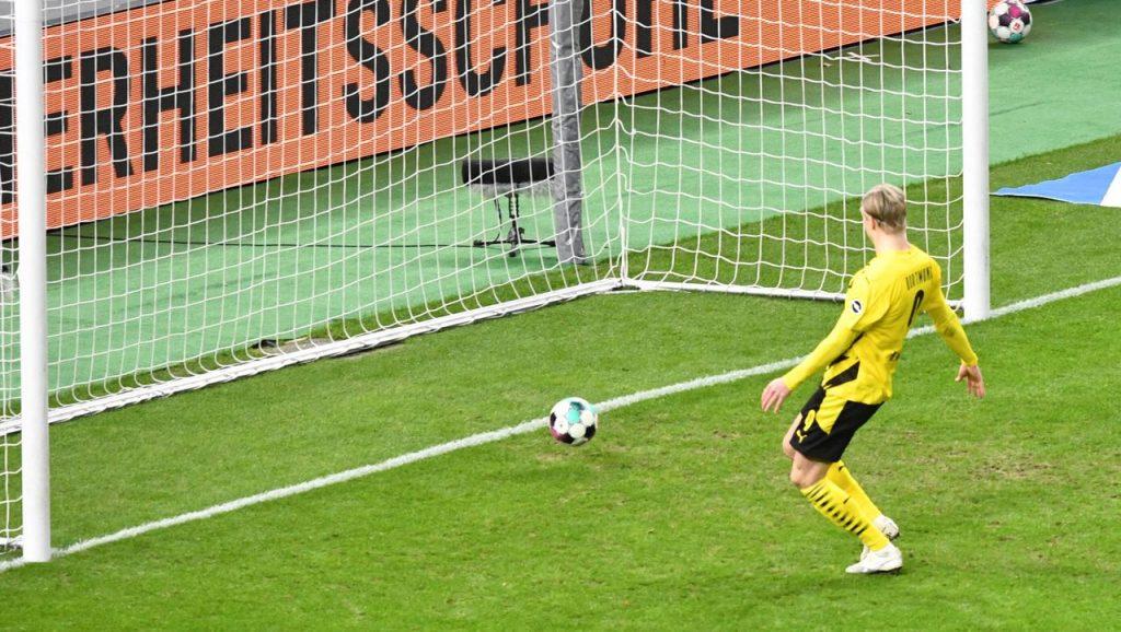 Hertha BSC gegen Borussia Dortmund in der Bundesliga