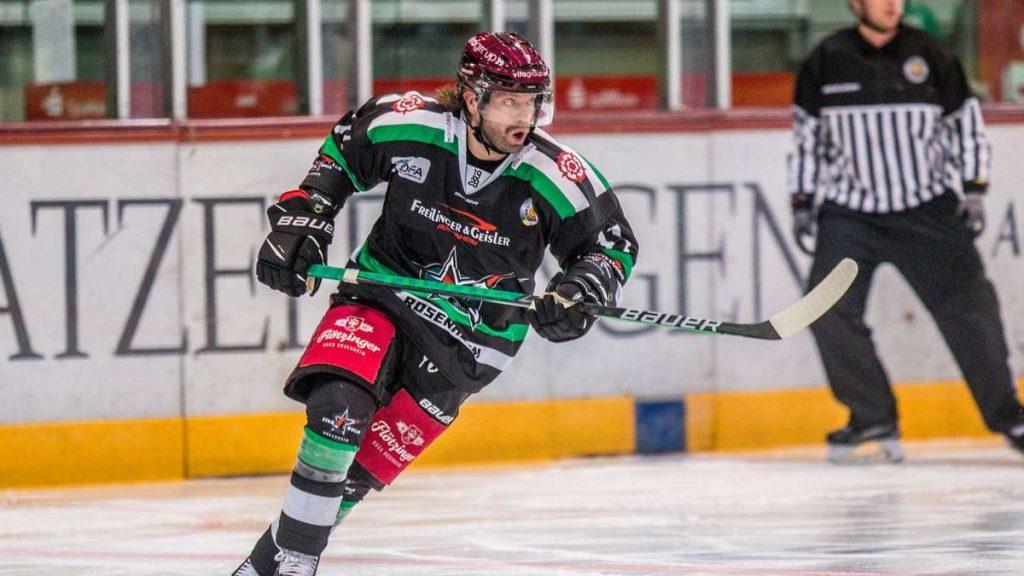 Hockey Oberliga Süd: Starbulls Rosenheim gegen Blawk Hawks Passau - Live-Ticker