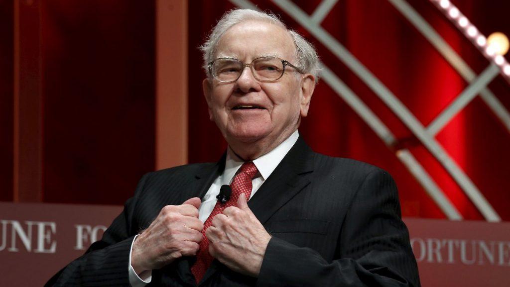 Hoffnung auf Preiserhöhung: Buffett kauft seine eigenen Aktien für Milliarden