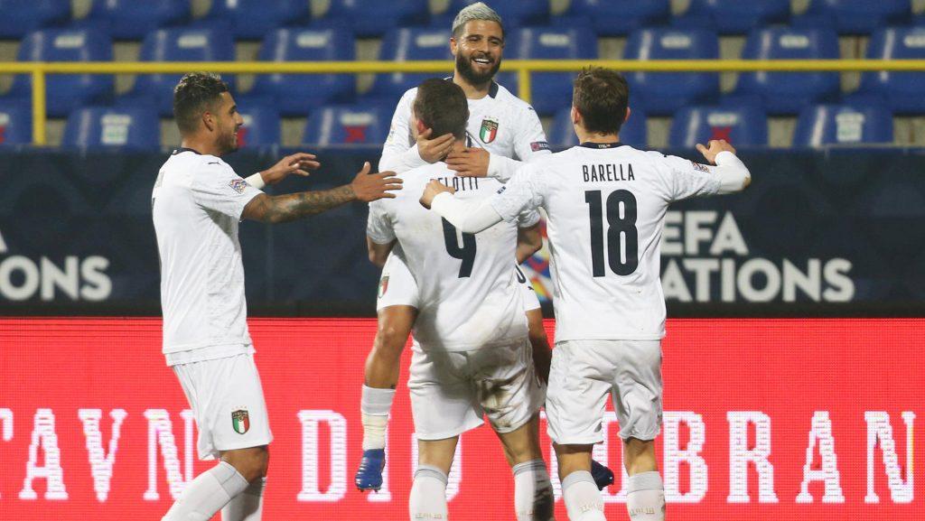 Italien und Belgien qualifizierten sich für das Finale im Oktober 2021