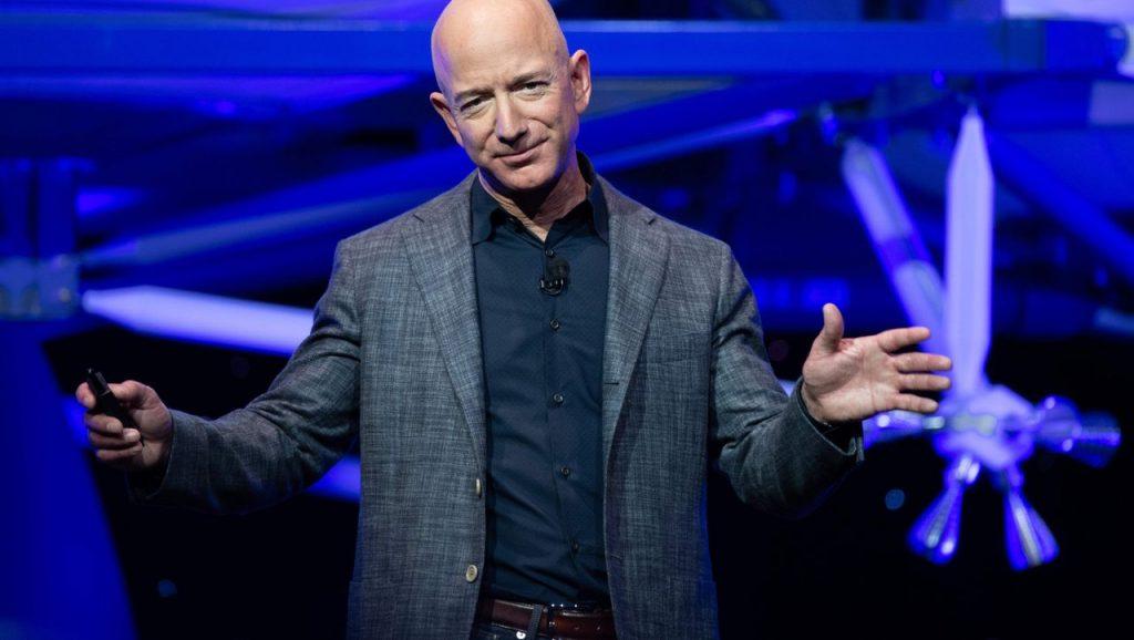 Jeff Bezos verkauft Amazon-Aktien im Wert von 3 Milliarden US-Dollar