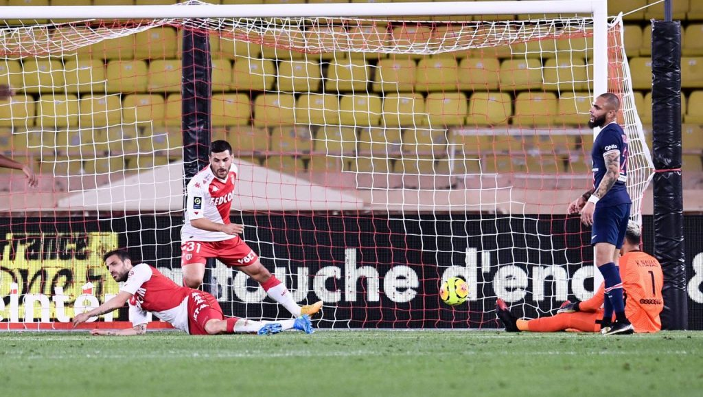 Ligue 1: Kevin Volland führt den AS Monaco an, um mit Thomas Tuchel gegen Paris Saint-Germain zu gewinnen