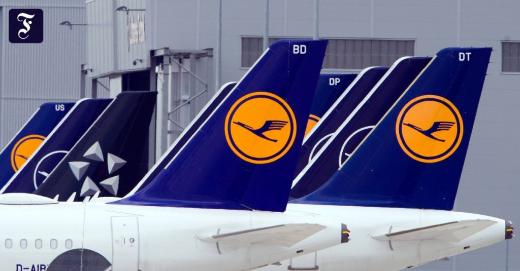 Lufthansa schreibt noch tiefer als erwartet
