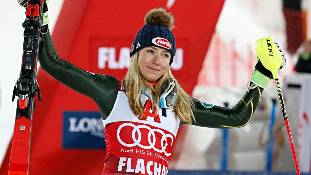 """Mikaela Shiffrin in Levi: """"Dankbar, wieder am Start zu sein"""" - Skifahren - Wintersport"""