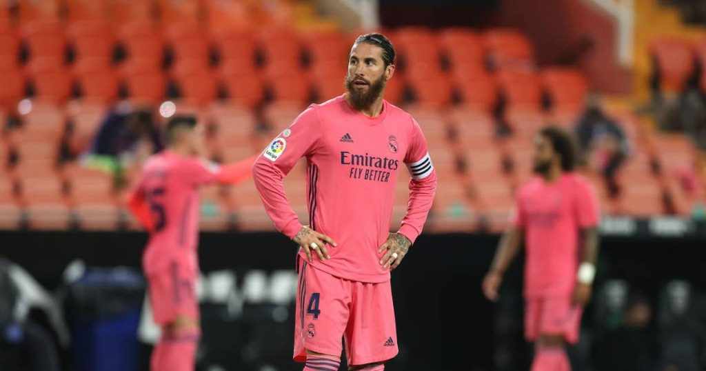 Real Madrid räumte Klatsch gegen Valencia CF ein.