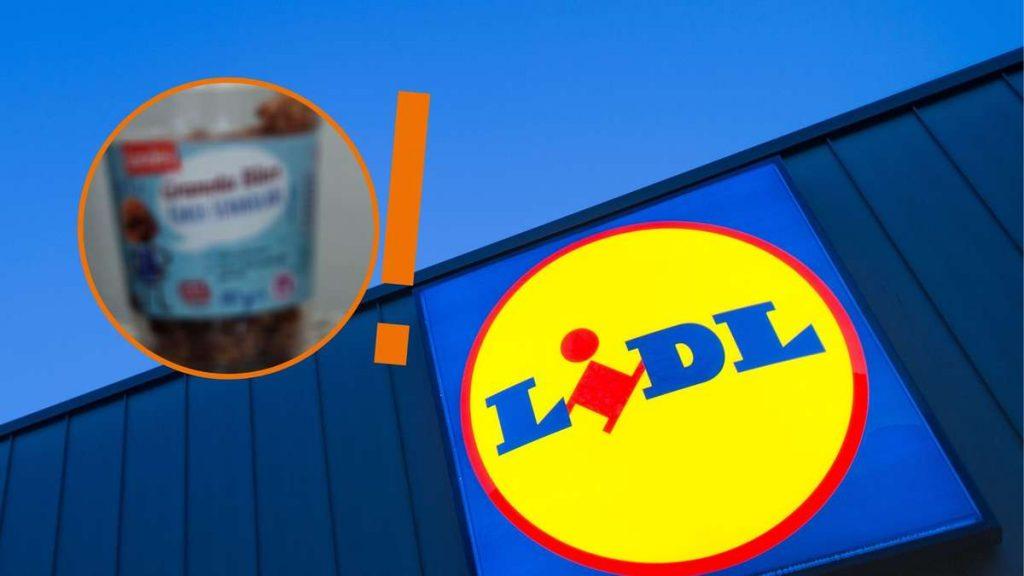 Rückruf an Lidl: Kunden sollten das Produkt vermeiden - Gesundheitsgefahr!