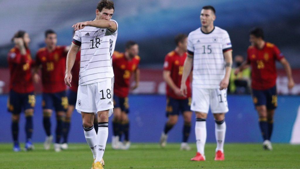 Schande für die DFB-Mannschaft: Es gab noch nie eine solche Niederlage - Sport