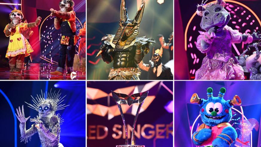 """""""The Masked Singer"""": Namen von zwei der fünf bereits veröffentlichten Finalisten"""