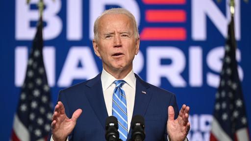 US-Wahl: Biden gewinnt auch in Michigan